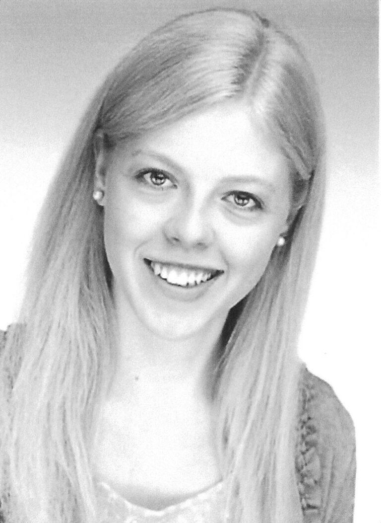 Portrait von Marie Daiber
