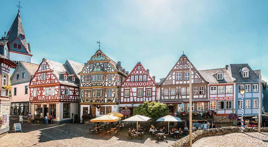 Häuser in Idstein